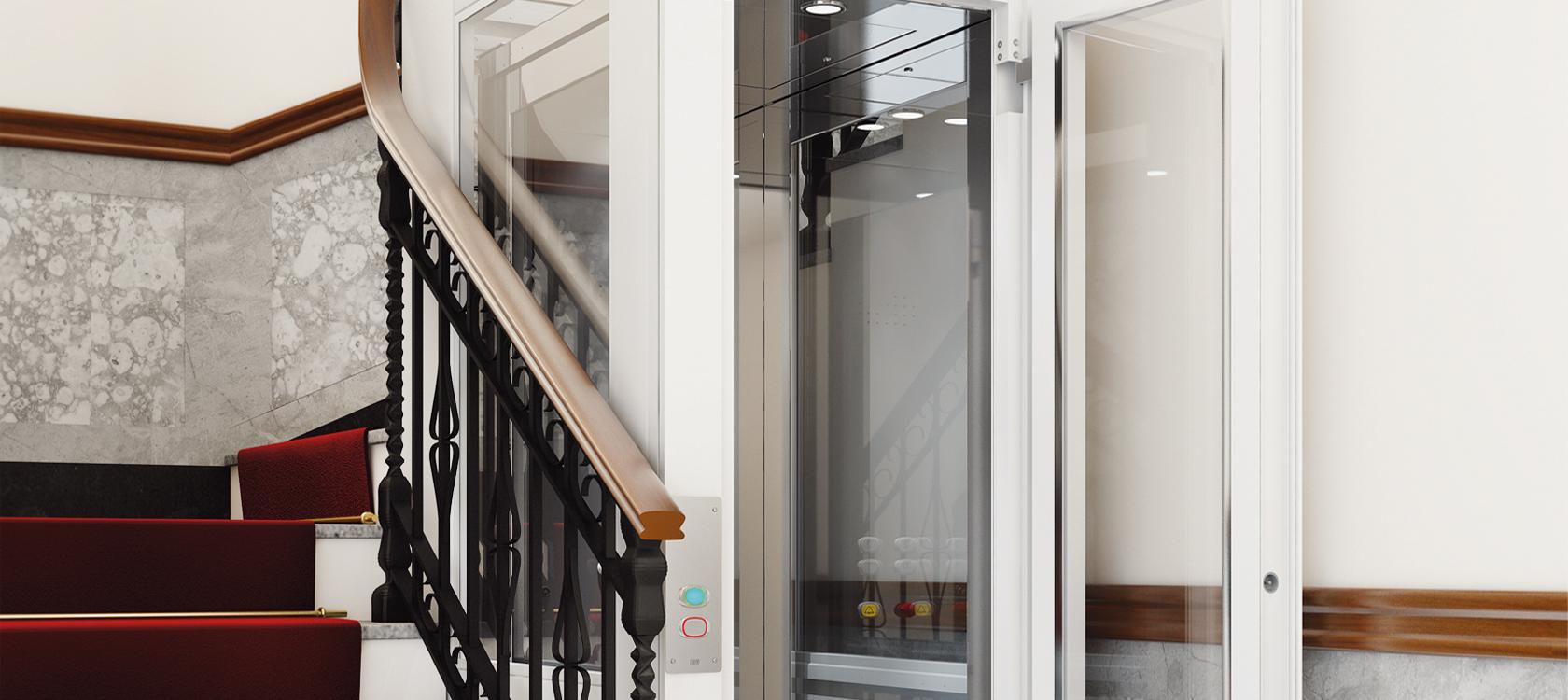 Listino prezzi ascensori esterni piattaforme elevatrici u - Quanto costa un ascensore interno ...