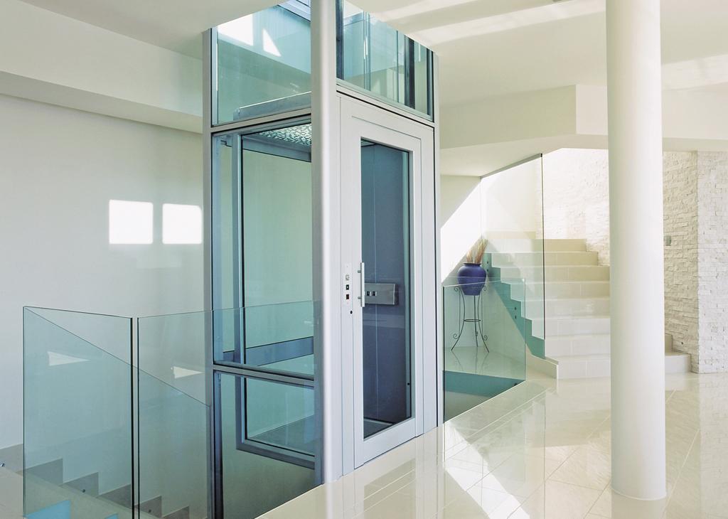 Miniascensori per interni e ascensori residenziali domuslift for Corso per arredatore d interni