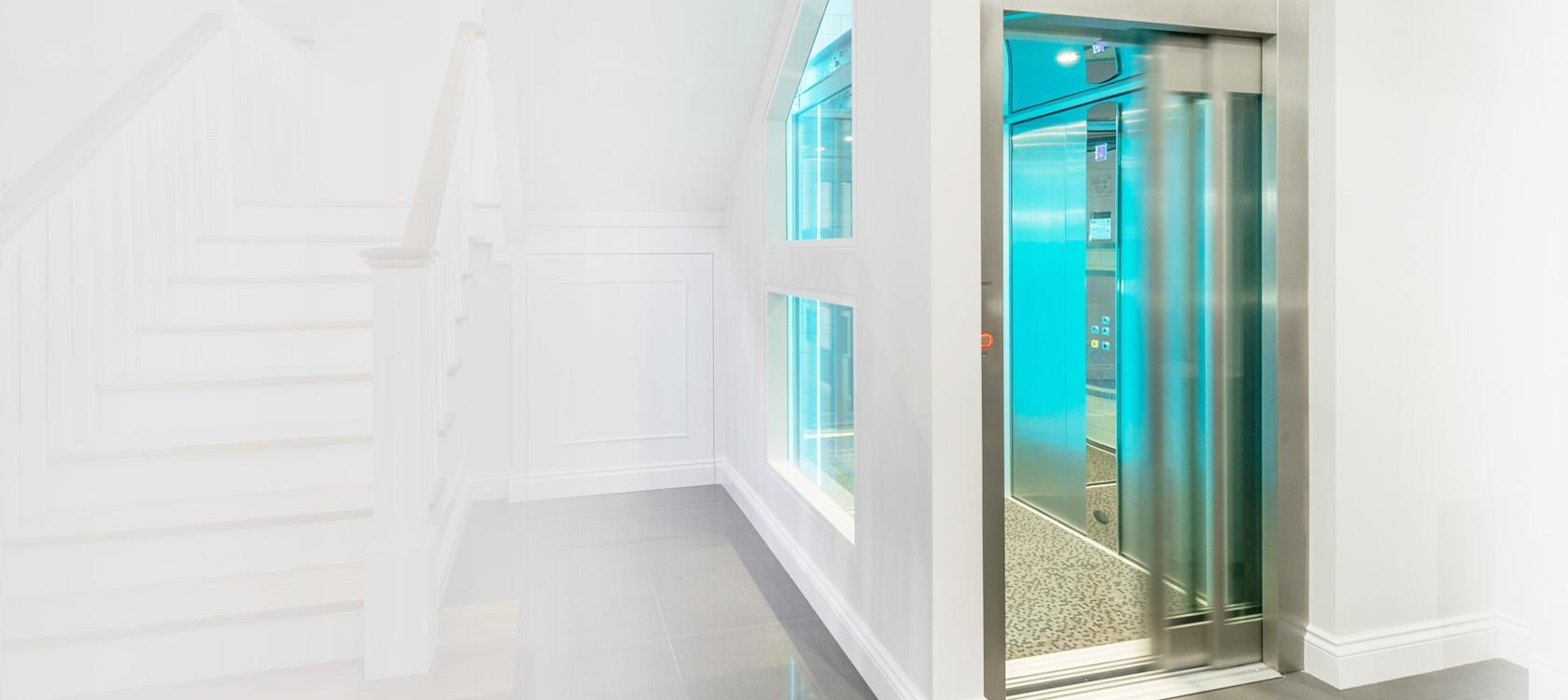 Miniascensori per casa elevatori e piccoli ascensori for Piccoli piani domestici tradizionali