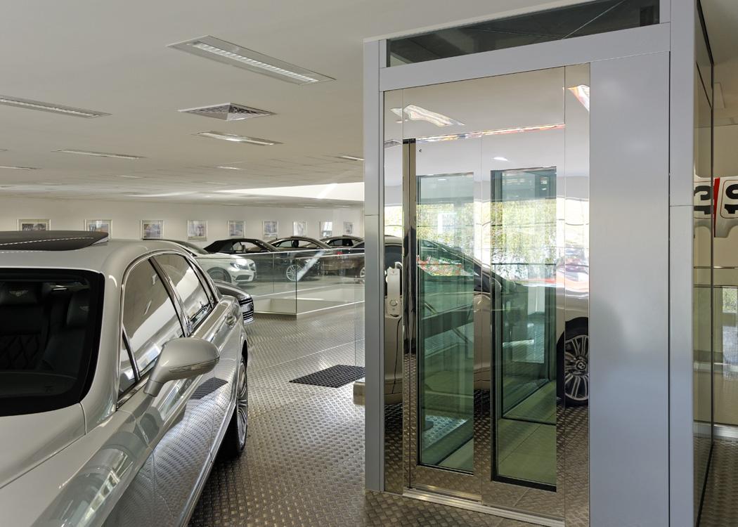 Le nostre installazioni mini ascensore domuslift for Modificato un piano di cabina di telaio