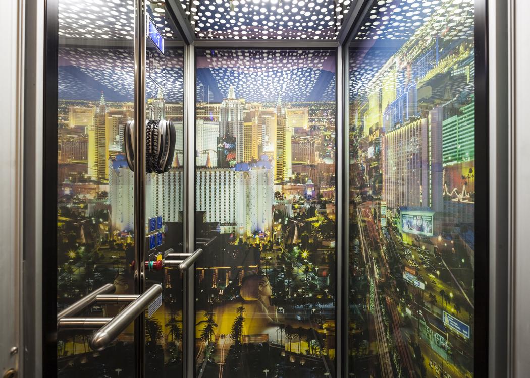 Le nostre installazioni: ascensore vetrato in Australia