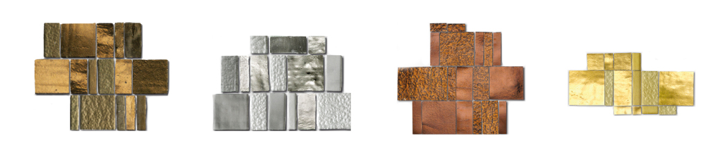 DomusLift Liberty varianti colore mosaico
