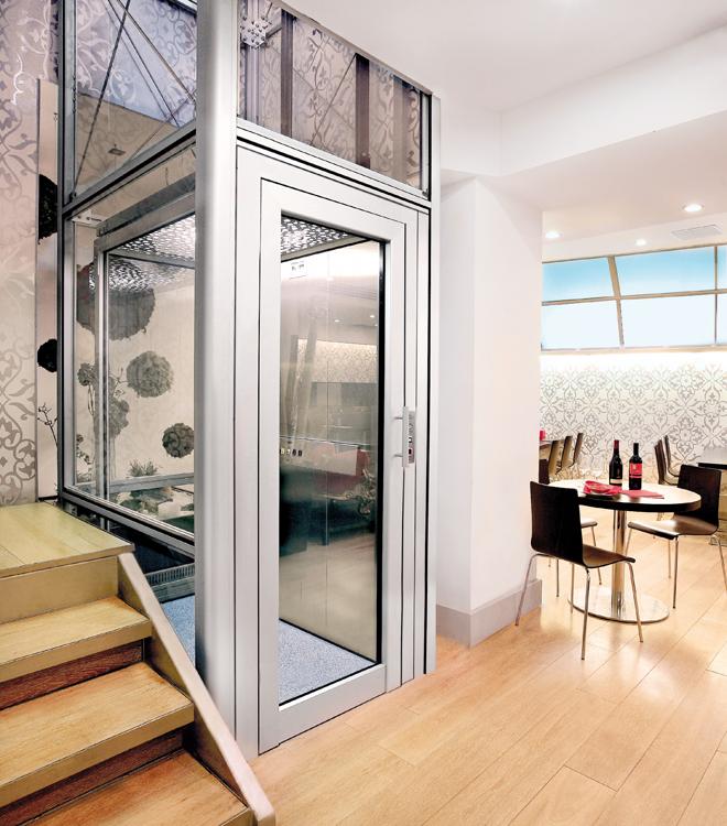 Le nostre installazioni: ascensori per luoghi pubblici