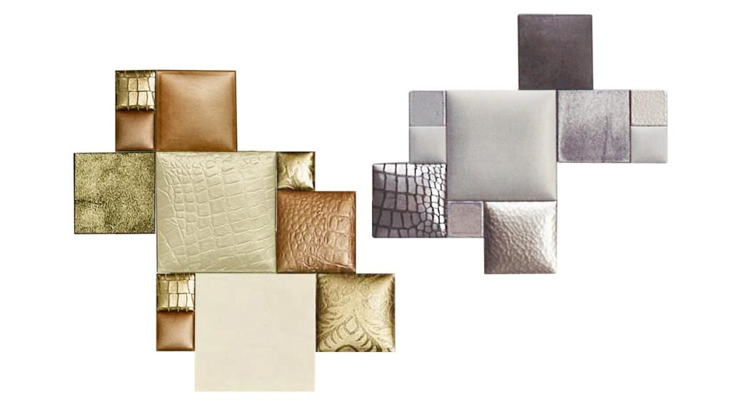 Miniascensori per interni di design DomusLift Leather