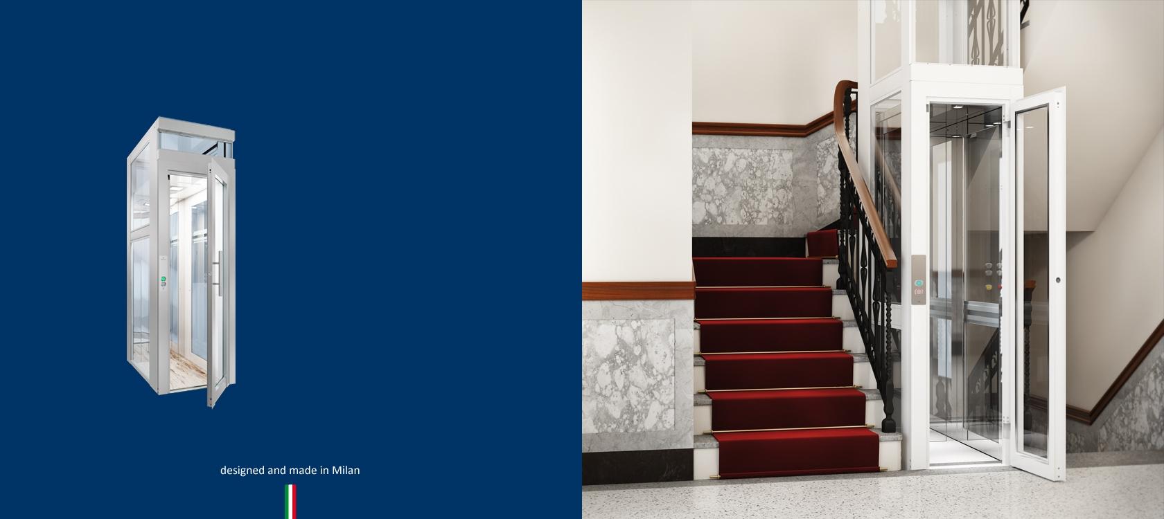 Domuslift - Costo ascensore interno 3 piani ...
