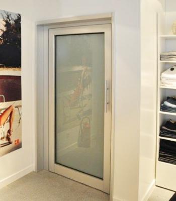 Le nostre installazioni: ascensori in negozi