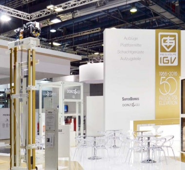 IGV Group a Interlift 2015