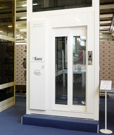 Nuovo showroom ascensori IGV Group