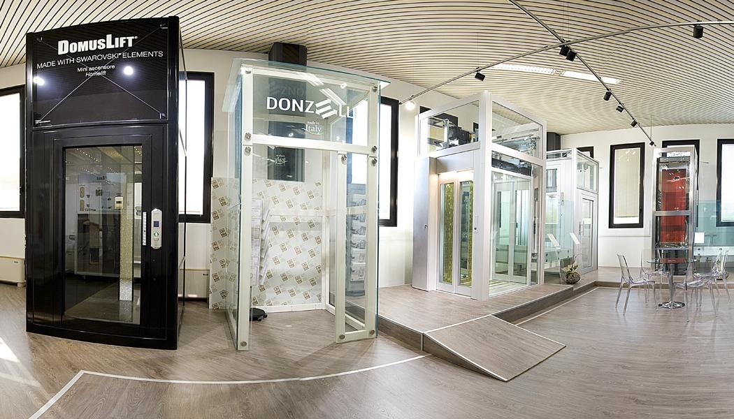 Nuovo showroom ascensori e piattaforme elevatrici